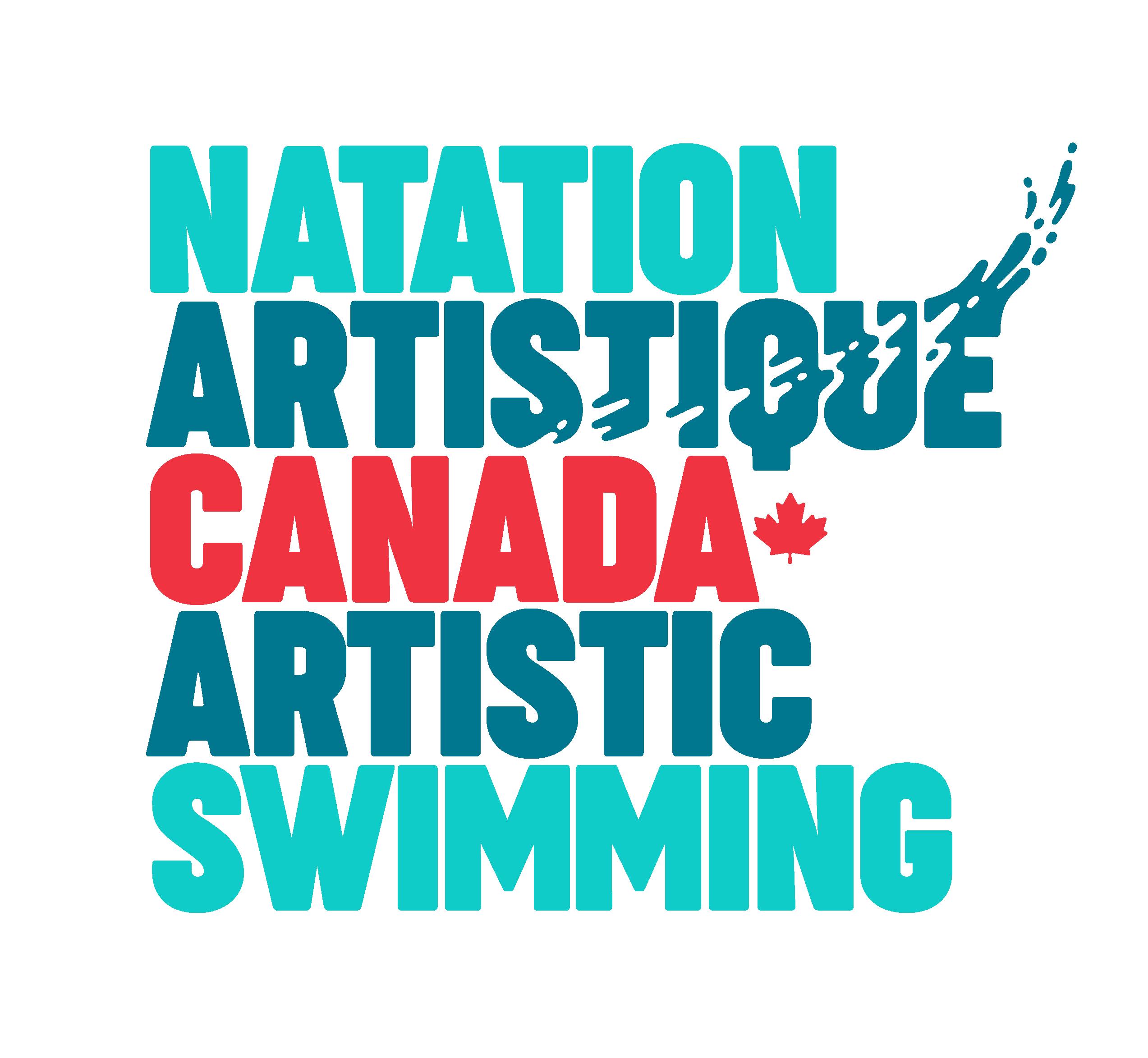 Canada Artistic Swimming Logo